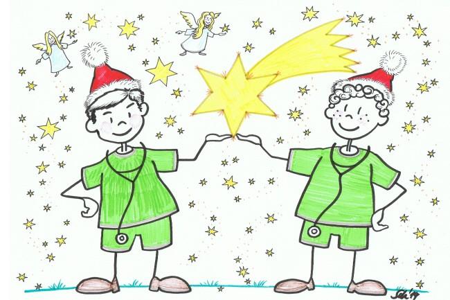 Ihre Kinderärzte mit Herz wünschen Ihnen frohe Weihnachten! – der ...