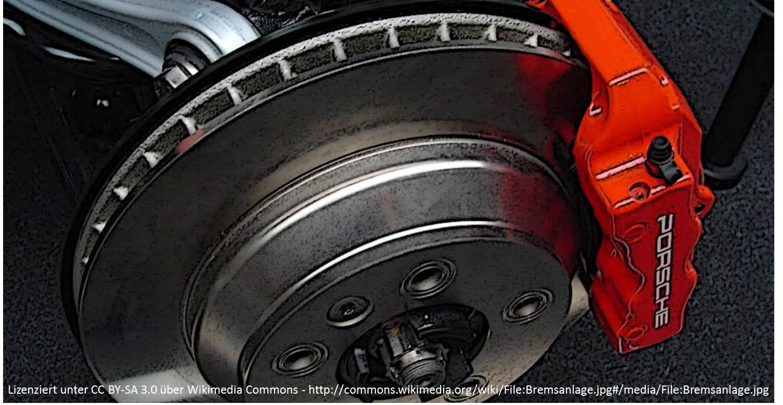 Bremsanlage Porsche