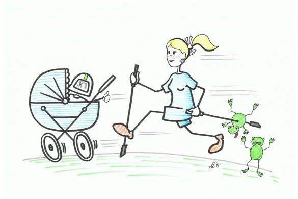 Mama rennt 2