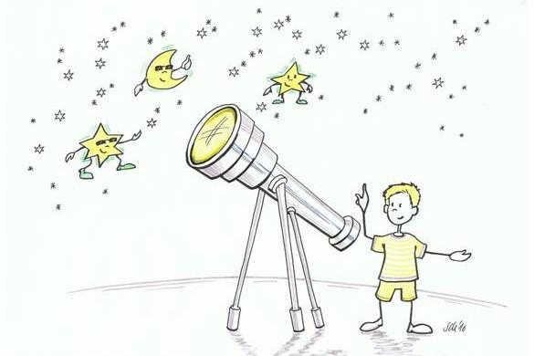 Sterne nachtaktiv